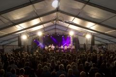 Festzelt Bundesbezirksmusikfest 2017