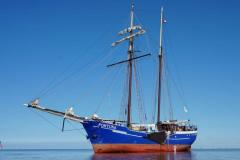 Segelboot Fortuna